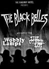 The Black Belles + The Wobbly Lamps + The Other Lot - Live at The Railway Hotel, Southend-on-Sea, Sunday May 13th, 2012 - Poster