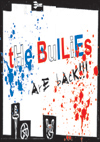 The Bullies + Sam Atkins - Live at Chinnery's - 15.05.08 - Poster (Front)