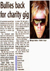 The Bullies + Sam Atkins - Live at Chinnery's - 15.05.08 - Evening Echo article