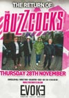 Buzzcocks + Mandeville + DJ Dave Arscot - Live at Evoke Nightclub - Thursday November 28th, 2013