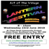 Lantern Festival at Chase Road Community Centre, Southchurch - June 23rd, 8:00pm, Free