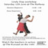 Saturday June 12th, 2010 - Lindy Hop workshop at The Railway - £10