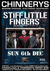 Stiff Little Fingers - Live at Chinnerys, Southend-on-Sea, 06.12.15