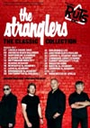 The Stranglers + Ruts DC - Live at The Cliffs Pavilion, Southend-on-Sea, Essex - Thursday March 23rd, 2017 - Tour Advert