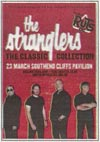 The Stranglers + Ruts DC - Live at The Cliffs Pavilion, Southend-on-Sea, Essex - Thursday March 23rd, 2017 - Evening Echo Newspaper Advert