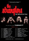 The Stranglers + Therapy? - Live at The Cliffs Pavilion, Southend-on-Sea, Essex - Tuesday March 20th, 2018 - Tour Advert