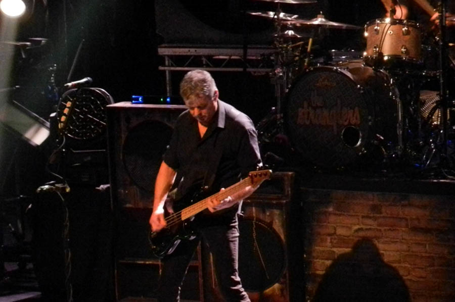 The Stranglers - Live at The Cliffs Pavilion, Southend-on-Sea, Essex - Thursday March 21st, 2019