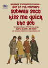 Vic Godard & Subway Sect, Kiss Me Quick, The Get & Cryin' Queerwolf - Live at The Railway Hotel, Southend-on-Sea, Essex on Saturday February 7th, 2015