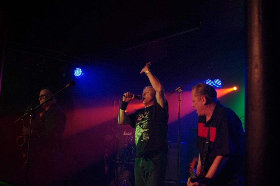 Theatre of Hate - Live at Chinnerys, Southend-on-Sea, Essex, Friday December 14th, 2018