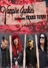 The Vampire Junkies Featuring Texas Terri - CD Release - Monday March 18th, 2013