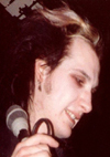 The Damned - Live at Crocs - 10.09.83 - Photographs by Dave Collins