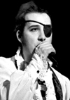 The Damned - Live at The Cliffs Pavilion - 30.10.86 - Photographs by Giacomino Parkinson