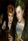 Chelmsford Punks - Fliss and Howard