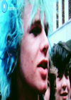 Chelmsford Punks - Jonna Beacon form a BBC documentary on 1970's fashion