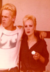 Chelmsford Punks - Jonna Beacon and Rattie Wright