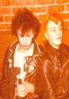 Chelmsford Punks - Chi Chi and Phil