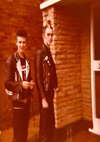 Chelmsford Punks - Vince Elliot and Dom