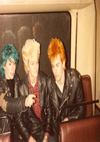 Chelmsford Punks - Adam Arbeid, Phil Ruberry, Lawrence Mead
