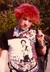 Chelmsford Punks - London Zoo, Bank Holiday, April 1980 - David Apps