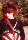 Chelmsford Punks - London Zoo, Bank Holiday, April 1980 - Adam Arbied
