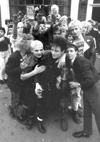 Chelmsford Punks - Outside The Lion & Lamb: (AKA 'The Animals') - Duke Street - 1978