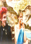 Chelmsford Punks - Alistair Browing and Crispin Coulson in The Prince garden