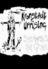 Kronstadt Uprising - Live at The Grand Hotel - 03.03.84 - Poster