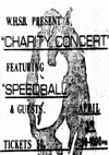 Speedball (ex-Idiot) - Live at Westcliff High School For Boys - 03.04.79 - Ticket