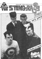 The Stingrays Fanzine