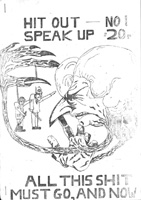 Hit Out - Speak Up - No 1