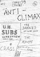 Anti-Climax  - Issue #1