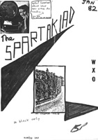 The Spartakiad - No 1 - Care of The Gary Smith Archive