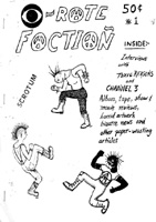Irate Faction - No 1 - Canada - Care of The Gary Smith Archive