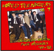 'Bored Teenagers #4' - Features The Machines songs 'You Better Hear' and 'Racing' - CD (Bin Liner Records RUBBISHCD005) - 2006