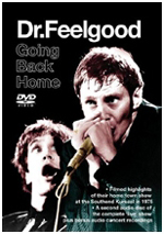 'Going Home' DVD by Dr Feelgood. To order this item from Amazon.co.uk, click here.