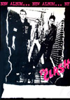 The Clash - White Riot '77 Tour - Poster