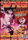 Vive Le Rock - Issue 13 - July / August 2013 - Plus Free Cramps / Killing Joke Art Prints
