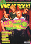 Vive Le Rock - Issue 8 - 2012 - Plus Free 12 Track Covermount CD