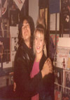 Johnny and Sue, Parrott Records, Southend - January 18th 1986