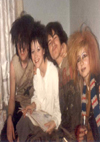 Tony, Lea, Johnny and Mim - December 12th 1985