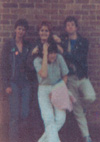 The Vandals - Sue, Alf and Kim with Rik