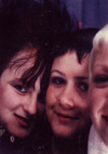 Ruth, Sally and Annette - Southend - 1981