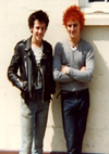 Dave Coltman and Mark Bristow - 1981