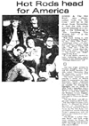 Eddie and The Hot Rods - Evening Echo News Report - 26.10.77
