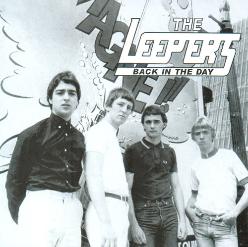 The Leepers - 'Back In The Day' - CD