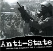 'Anti-State' (Anarcho Punk Comp Vol #2) - Features The Sinyx song 'The Plague' - CD (OVER105VPCD - 2005)