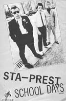 Sta-Prest - 'School Days' Promo Flyer